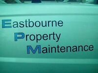 Local handyman drives paths decking upvc windows gutters conservatory pressure washed