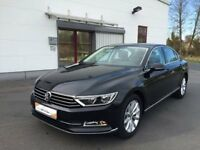 VW Passat bluemotion auto PCO hire from £140+insurance