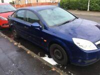 Vauxhall vectra 2007