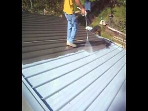 Roofing painter