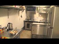 Food truck loader