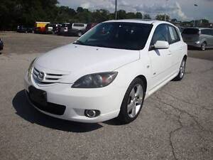2005 Mazda 3 Sport! Also Outsourcing PARTS!