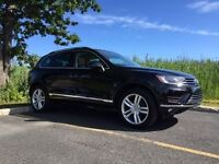 2015 Volkswagen Touareg Highline Reprise bail/location/lease