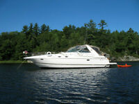 Gorgeous 2 Stateroom, Great Condition,13.6' Beam, New Canvas