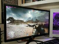 "27"" Acer Full HD, LED - gaming monitor, G276HL, LIKE BRAND NEW!"