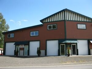 Small Business US Live/WorkWhse/Office 5 min S of Abbotsford BC