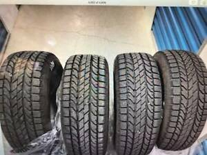 4 x 215/60R16 Winter Tires