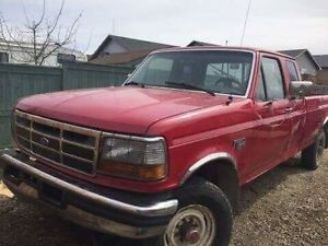 1994 Ford F-250 Powerstroke