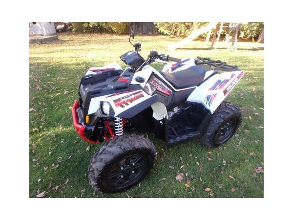Used 2015 Polaris Scrambler 1000XP