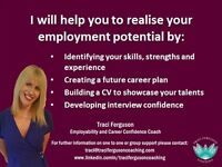 Returning to work after a career break or want to change your job? Contact me for 1-2-1 coaching