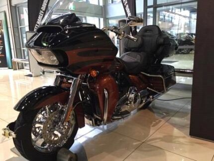 2015 Harley Davidson CVO Road glide 5yrs warranty and 3yrs tyre  Kurunjang Melton Area Preview