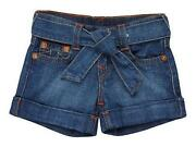 Girls True Religion Shorts