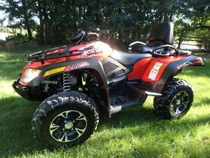 2015 Arctic Cat TRV 700 Two Up LIMITED