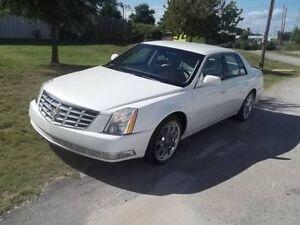 2008 Cadillac dts fully loaded