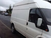 Man with van for hire