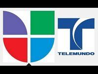 UNIVISION TELEMUNDO IPTV CANALES ROKU ANDROID TV BOX
