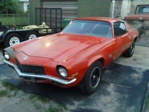 Wanted 1970-1973 Camaro