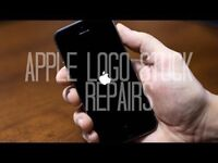 I can fix iphones and ipads that are stuck on apple logo