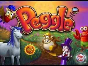 Looking for Peggle game