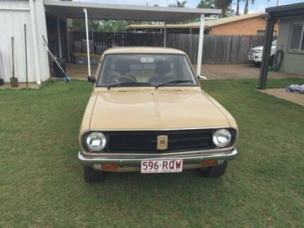 datsun ute West Rockhampton Rockhampton City Preview