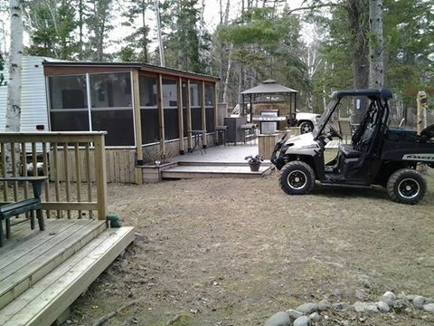RV Site For Sale At Waterfront Camp Maple Mountain RV
