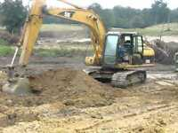 TRACK HOE OPERATORS  - WEEKLY PAY - MUST HAVE EQUIPMENT CERT
