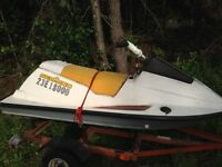 93 583 seadoo forsale/ trade 1800 ono or trade for sport quad