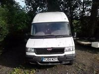 ldv high top lwb van