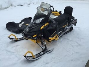 SKIDOO RENEGADE BACK COUNTRY X