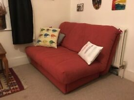 Comfortable Double Sofa Bed in Good Condition