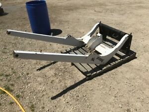 Bobcat Skid Steerer Loader Arms with Quick Attach
