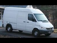 Man and Van/Removal Services