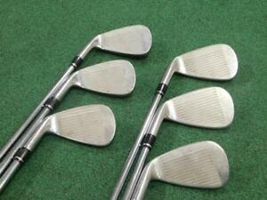 Nike Slingshot Iron Set #5-PW Steel Uniflex Mens Right