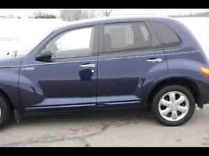 2003 Chrysler PT Cruiser Minivan,