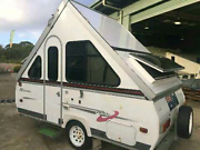 Avan Caravan camper 2002 model Curra Gympie Area Preview
