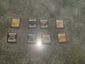 Games for Nitendo DS