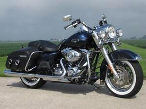 Road King Classic in mint condition.