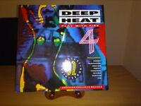 Vinyl Double Album of 32 House Music Hits