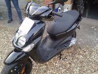 2015 Yamaha Neos 50cc Scooter