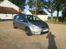 image for 2008 FORD S-MAX 2.0 DIESEL MANUAL