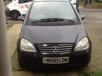 Mercedes spares repairs excellent gearbox needs towing full logbook