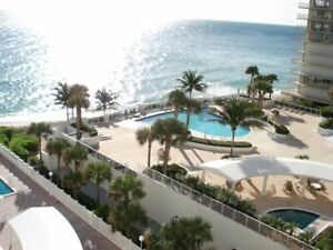 Florida condo on the beach for rent