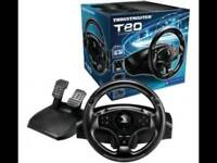 Thrustmaster T80 PS4 & PS3 Racing Wheel