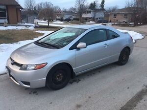 2008 Honda Civic Coupe (2 door)