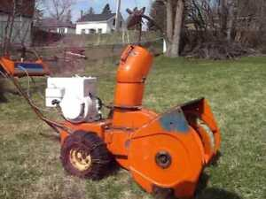 Wanted Small engine Equipment