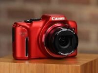 Canon Power Shot SX170 IS.