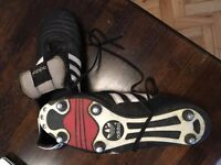 Adidas World Cups, previously worn, size 11