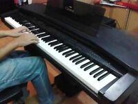 YAMAHA CLAVINOVA CVP-30 ELECTRIC PIANO