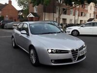 Alfa Romeo 159 Lusso 2.2 JTS -Full leather interior-full Service history