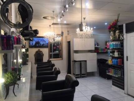 Profitable Hair Salon for Sale